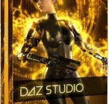 DAZ Studio Pro Crack
