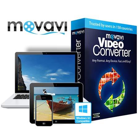 Movavi Video Converter 18.2.0 Activation Key