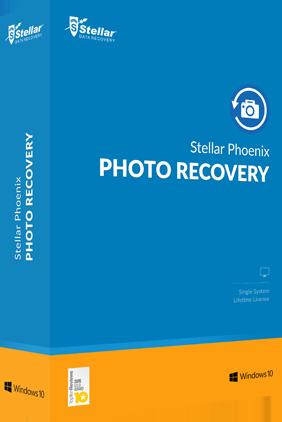 Stellar Phoenix Photo Recovery Crack