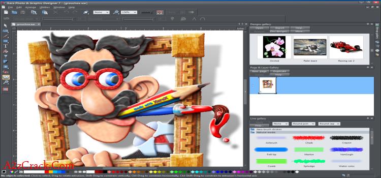 xara photo & graphic designer 7 free download full version