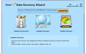 easeus data recovery wizard crack key