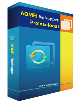 AOMEI Backupper Professional License Key