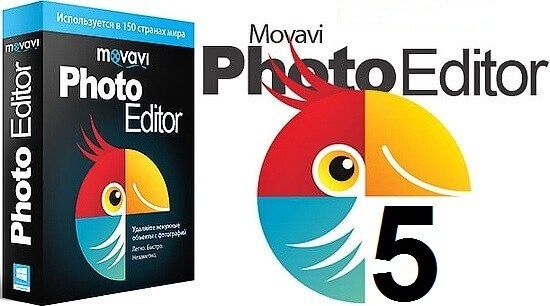 Movavi Photo Editor Crack 5.2.0 Full Version