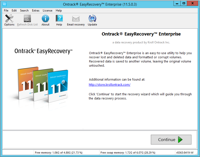 Ontrack EasyRecovery Professional Activation Code