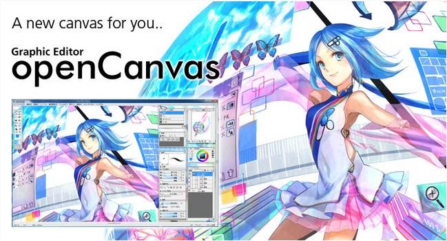 OpenCanvas 7 Crack