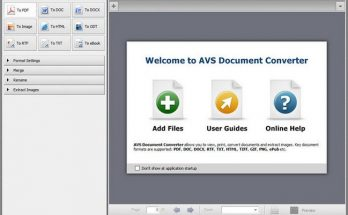 AVS Document Converter Activation key