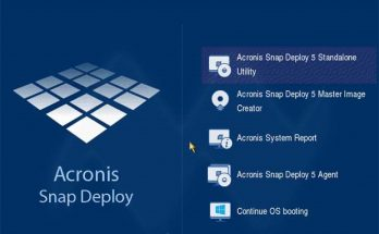Acronis Snap Deploy 5 Crack