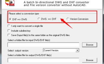 Any DWG DXF Converter Crack