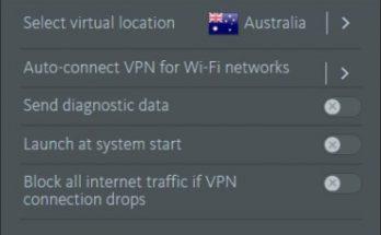 Avira Phantom VPN Pro Crack 2018 2.12