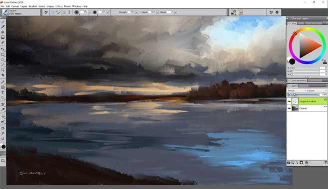 Corel Painter 2018 Keygen