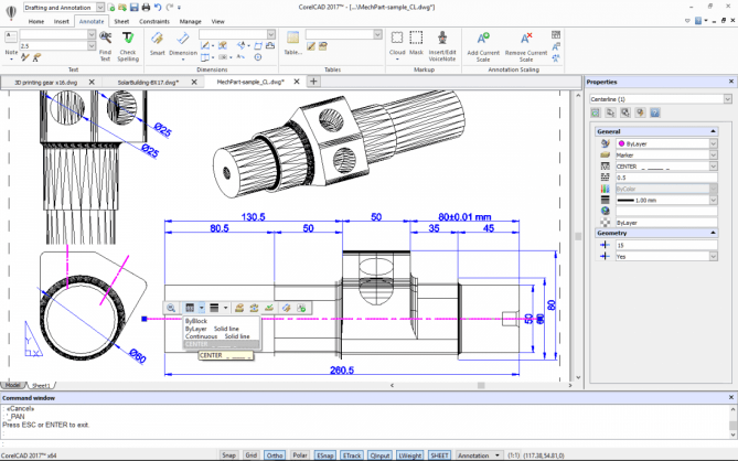CorelCAD 2017 Download