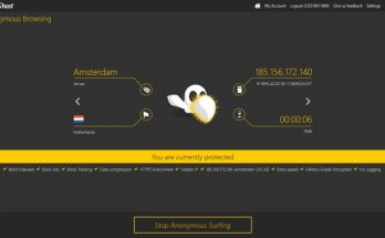 CyberGhost VPN Premium 6.5.2 With Crack