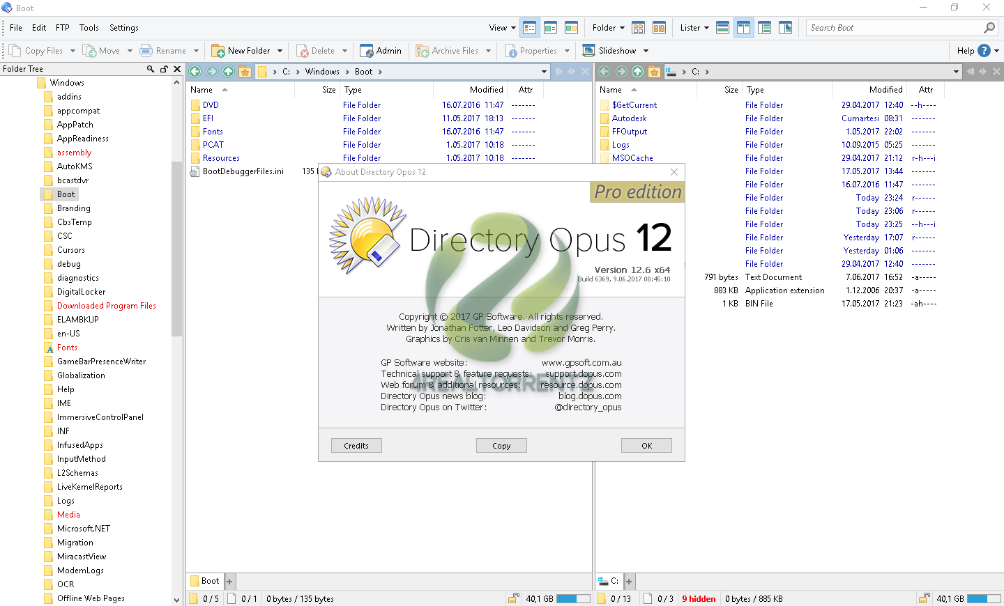 Directory Opus 12.7 License keygen