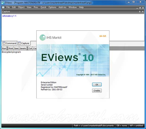 eviews 10 student free download