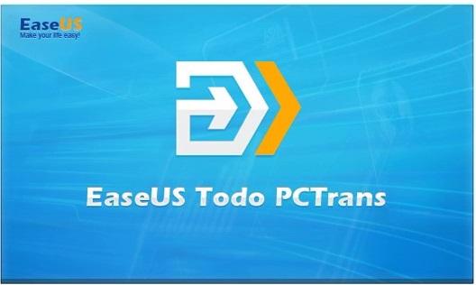 EaseUS Todo PCTrans Crack