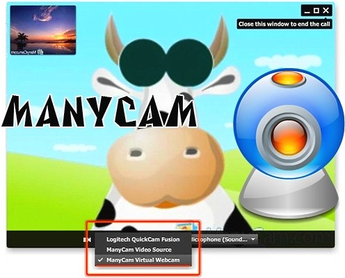 ManyCam 6.4.1 Crack Plus Serial Key Full Version