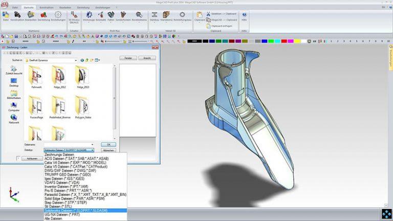 MegaCAD 3D Free Download