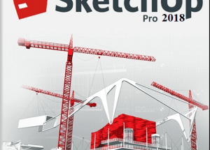 SketchUp Pro 2018 Crack + License Key