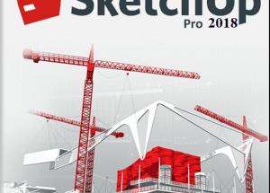 SketchUp Pro 2018 Crack + License Key