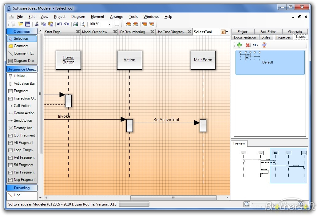 Software Ideas Modeler Free Download