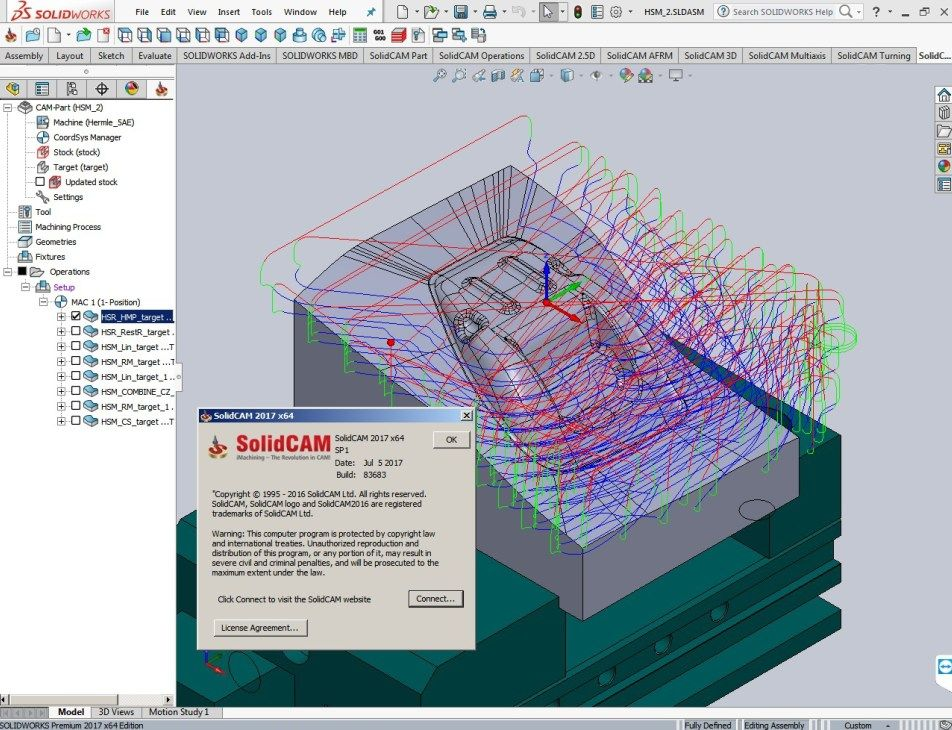 SolidCAM 2019 Crack Full Version Free Download [32/64-Bit]