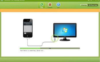 Tenorshare WhatsApp Recovery Free Download