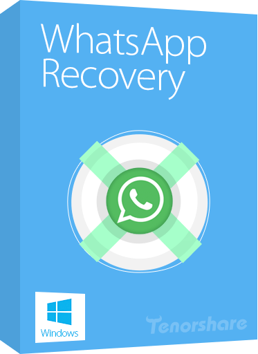 Tenorshare WhatsApp Recovery Crack
