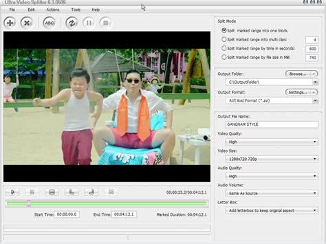 download ultra video splitter full version free
