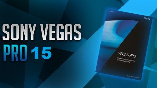 VEGAS Pro 15 Crack Full Keygen