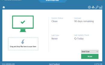 Zemana AntiMalware Premium Free 1 Year License Key