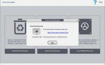 iCare Data Recovery Pro 8.1.5.0 Full Version with Crack