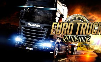 Euro Truck Simulator 2 Cracked + ALL DLCs Free Download