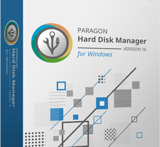 Paragon Hard Disk Manager 16.5 Crack