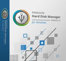 Paragon Hard Disk Manager 16.5 Crack