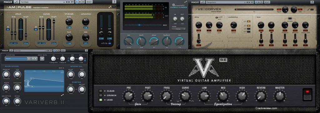 Sound Forge Pro 12.1.0.170 Crack