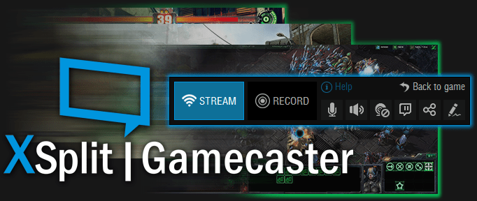 XSplit Gamecaster 3.3 Crack + Download Cracked 2019 Setup