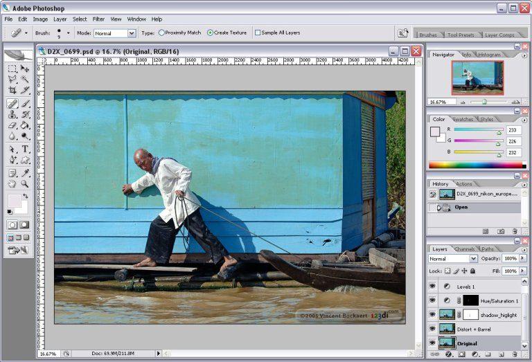 Index Of Adobe Photoshop 2019