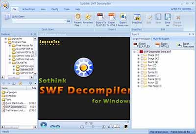 Sothink SWF Decompiler 7.4 Crack Full Registration Name & Key [Portable]